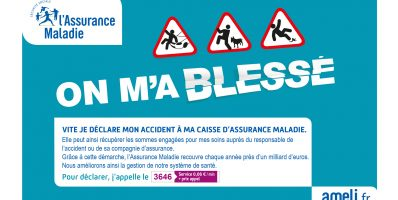 Victime d'un accident ou d'une agression ?