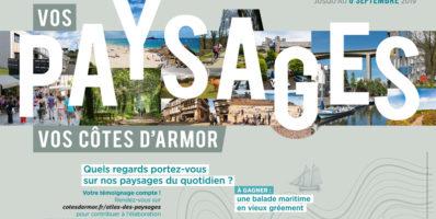 Atlas départemental des paysages des Côtes d'Armor