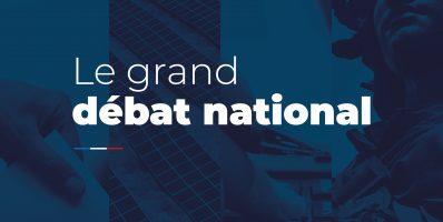 Le Grand débat national : compte-rendu de la réunion d'initiative locale à Erquy