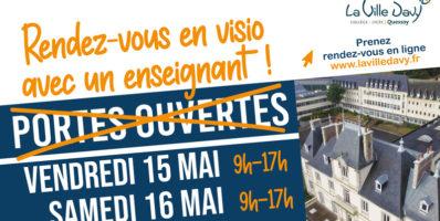 Collège-lycée La Ville Davy : portes ouvertes