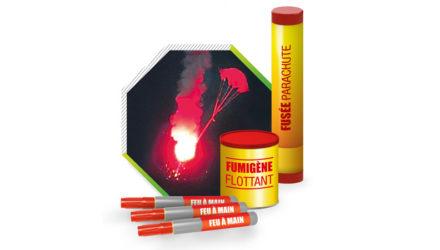 Déposez gratuitement vos feux de détresse périmés dans votre magasin d'accastillage