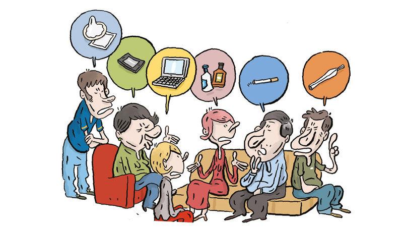 Rencontre santé parents & ados : Groupe d'Information et d'Échanges à destination des parents