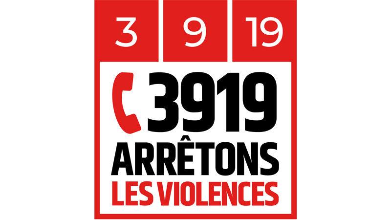 3919 : arrêtons les violences