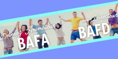 Formations BAFA