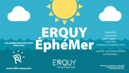 Erquy ÉphéMer