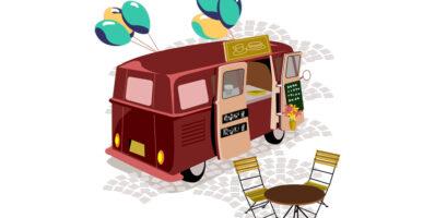 Food-truck : saison estivale 2021