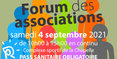 Forum des associations : inscriptions