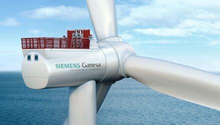 Siemens Gamesa SG 8.0-167 DD