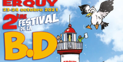 Festival de la BD Erquy en bulles