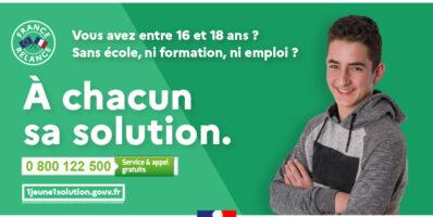 L'obligation de formation jusqu'à 18 ans pour accompagner les jeunes décrocheurs vers la qualification