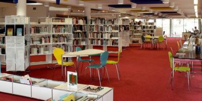 La bibliothèque dispose désormais de son propre site internet