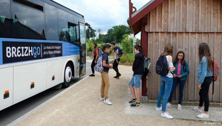 Transport scolaire : création ou adaptation des points d'arrêt