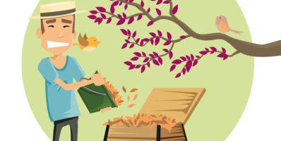 Compostage et jardinage au naturel