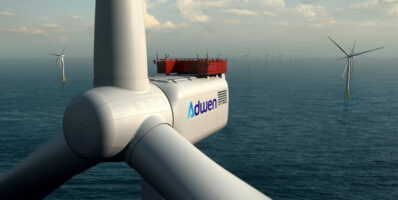 Projet éolien en mer