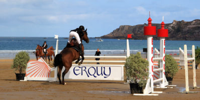 Jumping d'Erquy Plage