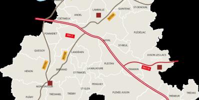 Communauté d'agglomération Lamballe Terre & Mer