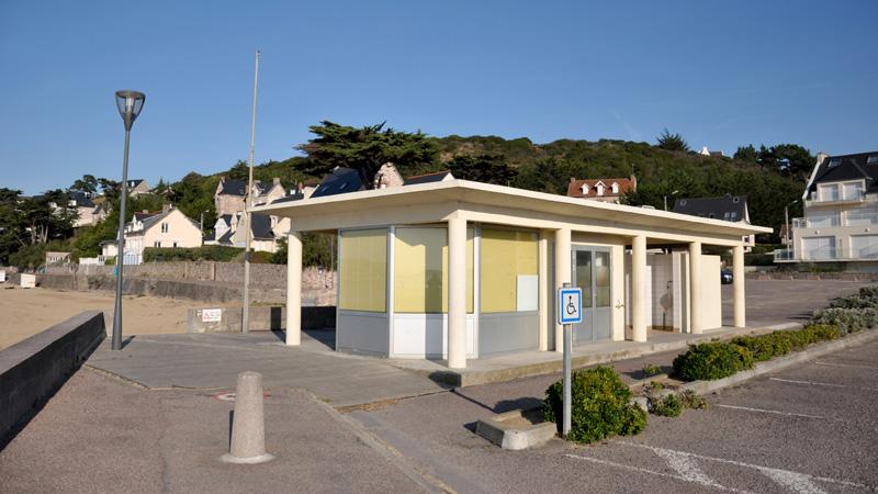 Site officiel de la Mairie d'Erquy